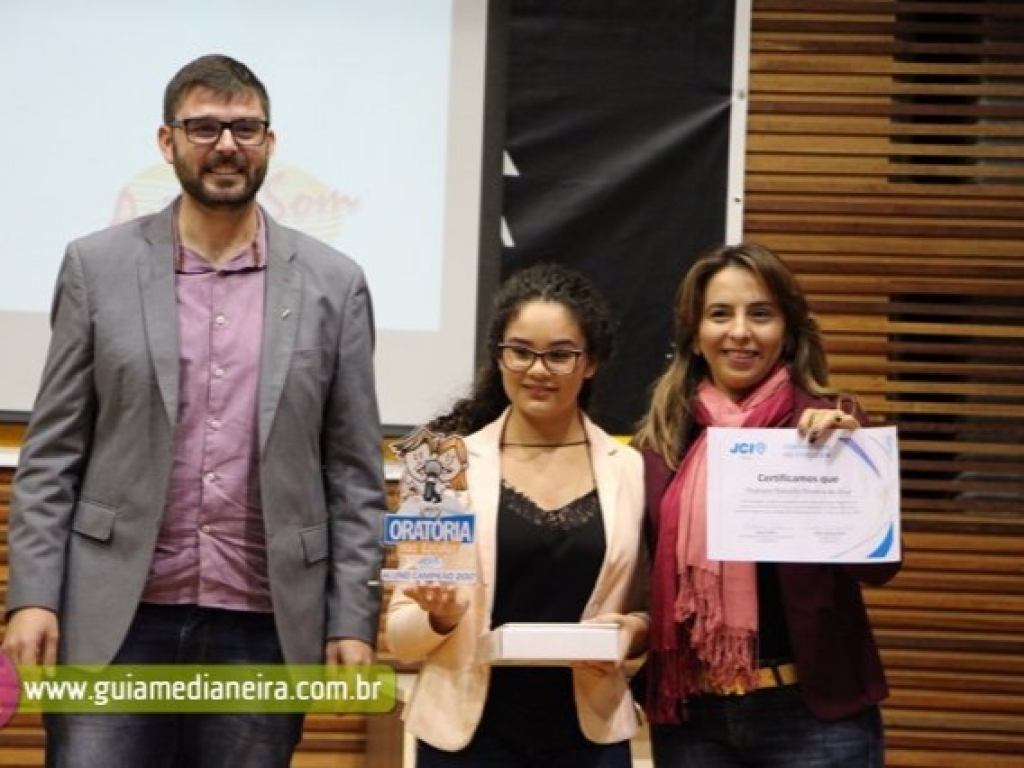 5ª Edição do concurso de Oratória nas Escolas